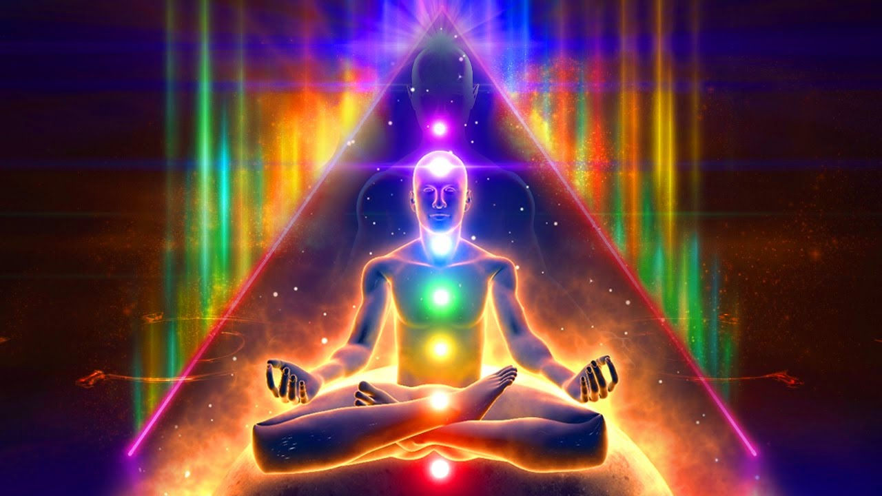 Music to Cleanse Aura and Align the Chakras While You Sleep, All 7 Chakra Balance
