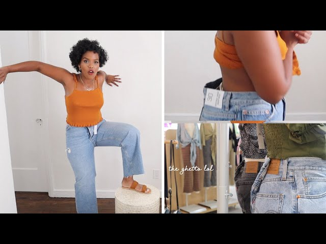 Looked for CURVY DENIMS at Urban Outfitters so you don\'t have to!!!!
