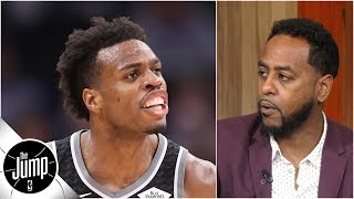 Buddy Hield can't get emotional about Kings' contract offer - Amin Elhassan | The Jump