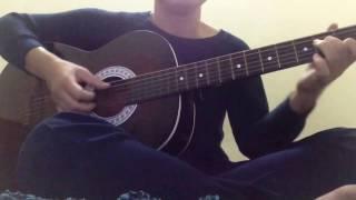 TƯƠNG TƯ  (Cao Bá Hưng-Sing my song) - Guitar acoustic cover - HƯỚNG DẪN GHITA HỢP ÂM