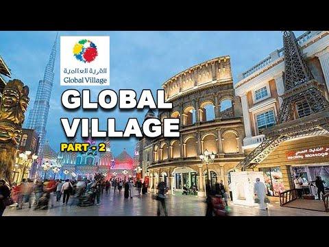 Dubai Global Village   Dubai Shopping Festival ,Dubai Shopping & Entertainment   Part 2