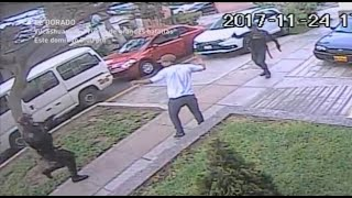 A balazos caen tres delincuentes tras asalto a cambista
