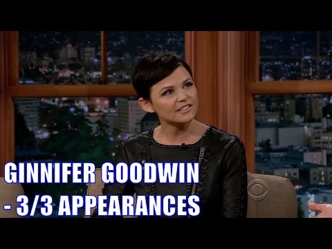 Ginnifer Goodwin  Talk Tom Cruise & The Ending Of Lost  33 Appearances In Chron. Order 1080