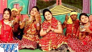 थावे धाम के कहानी - Nimiya Ke Dadh Maiya | Anu Dubey | Bhojpuri Devi Geet 2016