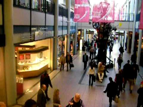 kone escalator sophienhof shopping center kiel germany youtube. Black Bedroom Furniture Sets. Home Design Ideas