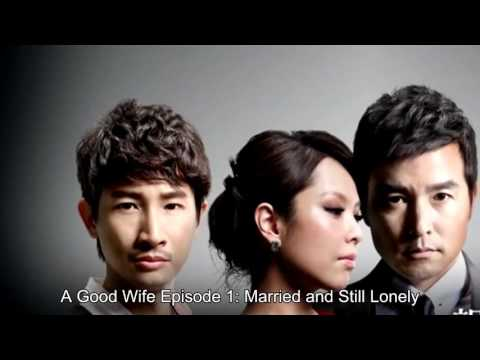 A Good Wife Ep 01 Eng Sub