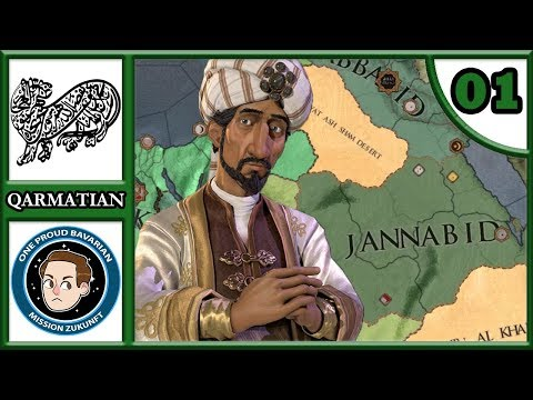 CK2: Iron Century - Qarmatian Rage #1 - No Rest For The Wicked