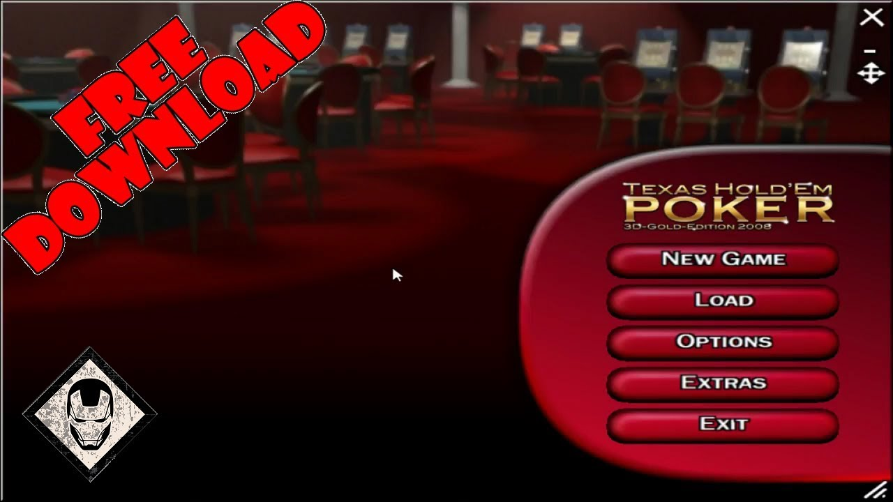 Texas Hold'em Poker 3D - PC Game Free Download - YouTube