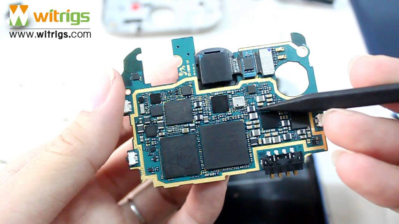 Why Galaxy S4 camera failed after repairing? - YouTube