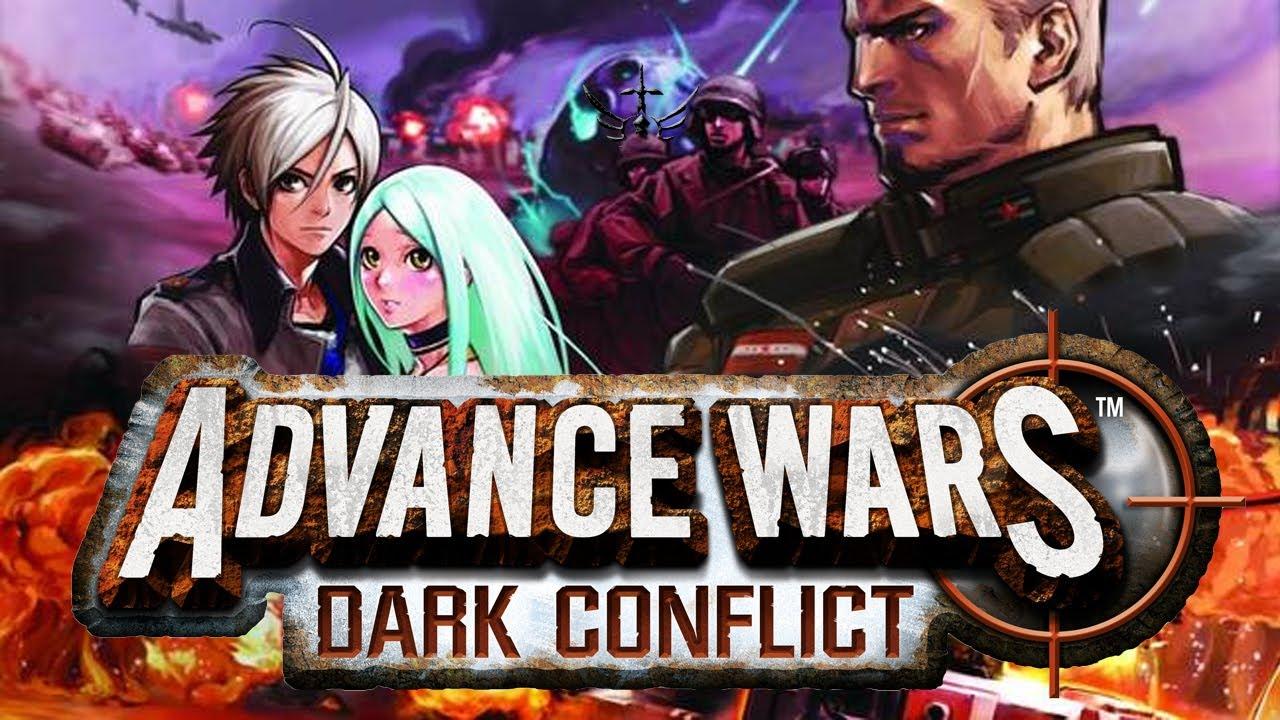 Advance Wars: Dark Conflict (Europe) DS ROM | Cdromance