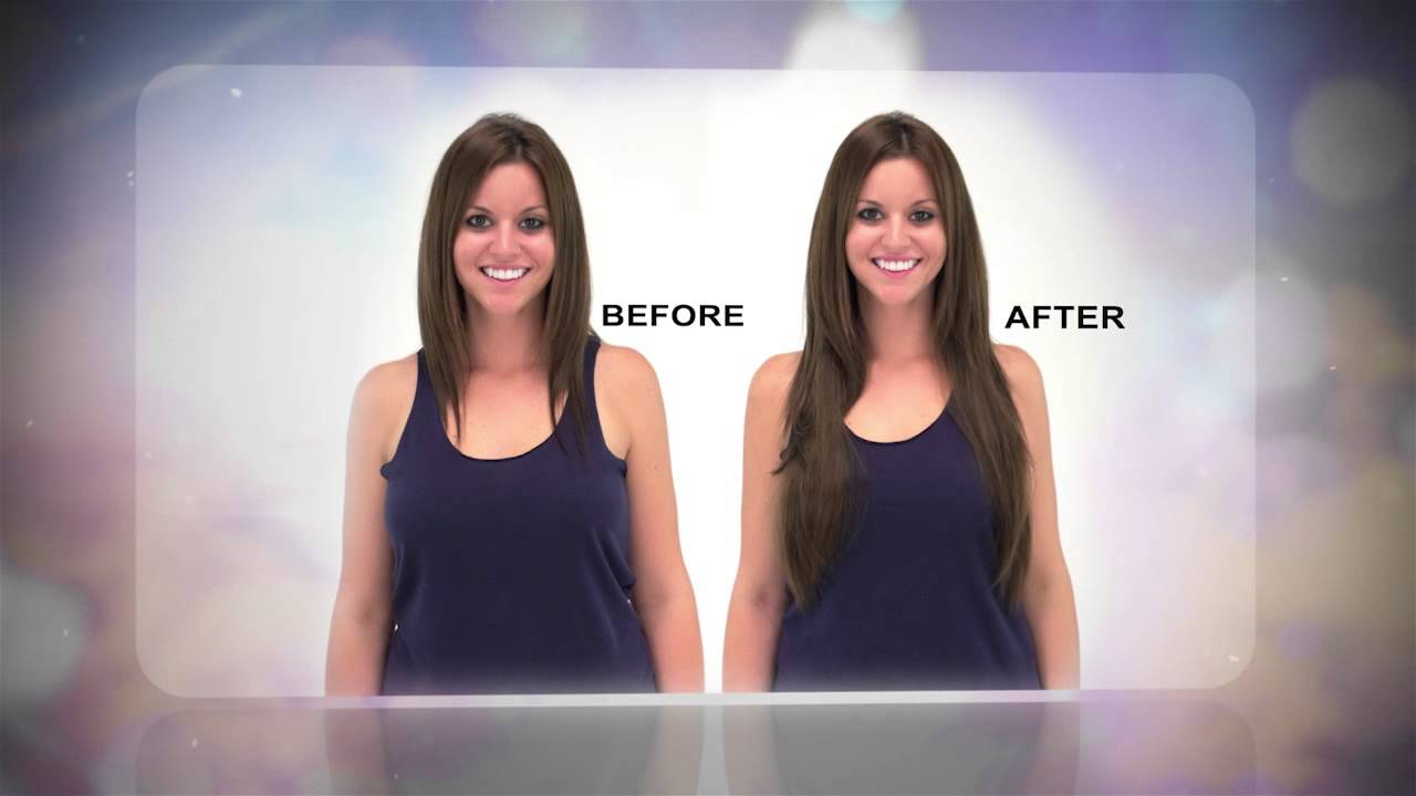 Secret Extensions Daisy Fuentes Best Kept Hair Secret Youtube