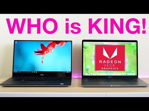 MacBook Pro Vega 20 Vs XPS 15 9570 - Final Verdict 2018 - Which Is The Best 15 Inch Premium Laptop