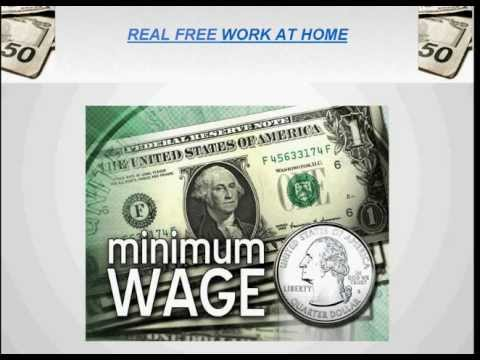 Real free work at home jobs in 2018 30 minutes How to make money online work from home
