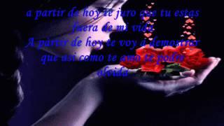 A PARTIR DE HOY Marisela