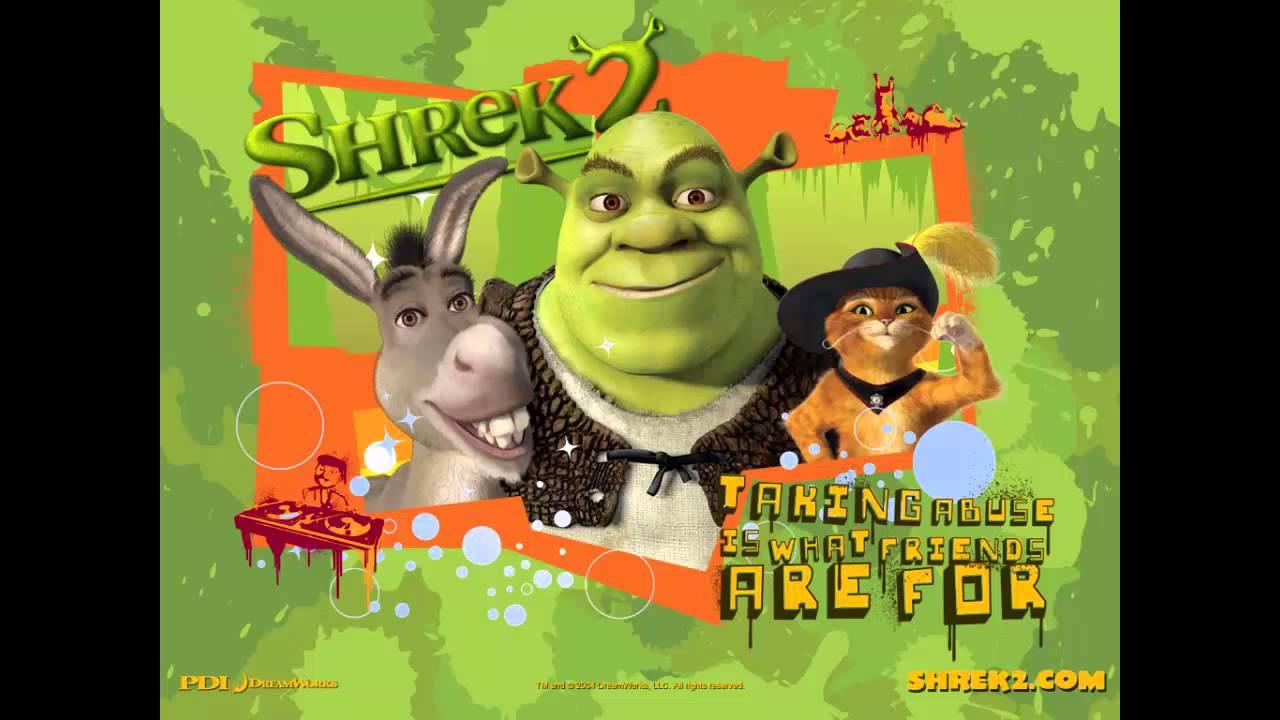Música Especial Shrek 2 |. Butterfly Boucher & David Bowie Changes p5 -  YouTube