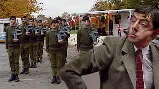Download The ARMY Are Here Mr Bean! | Mr Bean Full Episodes | Mr Bean Official | Classic Mr Bean