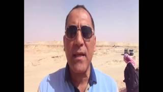 قناة السويس الجديدة : دعصام جلال وأهالى الزاوية والشرابية فى قناة السويس الجديدة