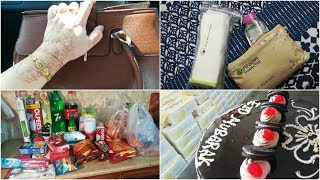 My daily routine vlog | Weekly grocery || Vlogger Bird ||