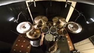 Dan Carle A Vicious Reforming of Features Drum Playthrough