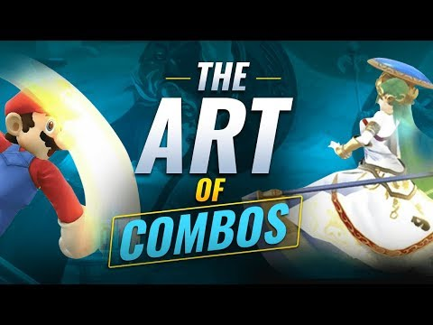 HOW TO COMBO BETTER in Smash Ultimate