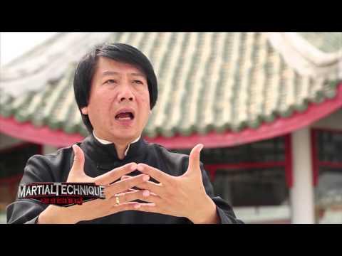 พื้นฐานหวิงชุน - รายการ Martial Technique (True Visions Martial Warrior)