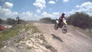 #91 Montanaro Pista de Motocross San Miguel de allende