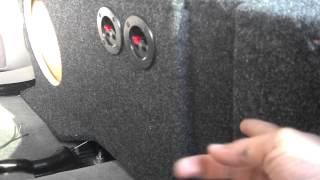 Subthump box! Duramax