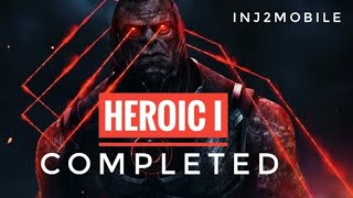 S01 - DARKSEID DEFEATED - Injustice 2 Mobile