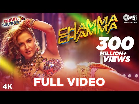 Chamma Chamma New Song Download