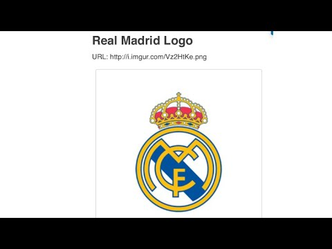 How To Make Real Madrid New Kits & Logo | Dream League Soccer 2020 Dream league soccer 2020 - how to.