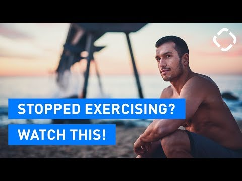 What Happens When You Stop Exercising??