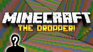 Minecraft: The Dropper #1: w/SOMEONE SPECIAL!