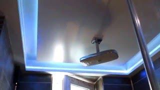 Светодиодная лента LED RGB MAGIC. Устраняем ошибки монтажа подсветки(Светодиодная лента Panlight - LED RGB MAGIC.Кишинёв Молдова Установка подсветки RGB под натяжным потолком. Устраняем..., 2015-12-15T16:18:20.000Z)