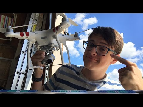 FLYIN THE DRONE + Taking MORE Video Ideas