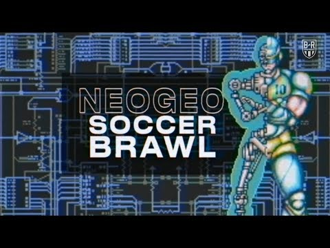 Forgotten Football Games Reviewed: NEOGEO Soccer Brawl (1992)
