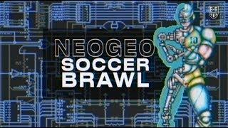 Forgotten Football Games Reviewed: NEOGEO Soccer Brawl (1992)