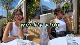 VLOG: The end of lockdown in London ... getting back to life!