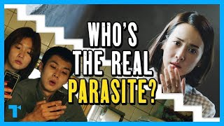 Parasite, Ending Explained - Stairway to Nowhere