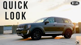 Quick Look: 2020 Kia Telluride
