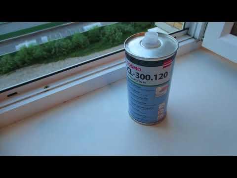 Как отмыть цемент от окон ПВХ/Андрей Бутылин