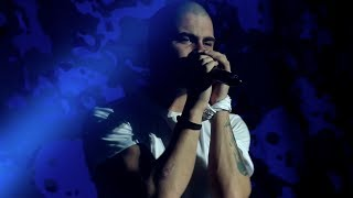 Lightning (HD) - The Wanted - Last Show - Shawnee, OK 5/17/14