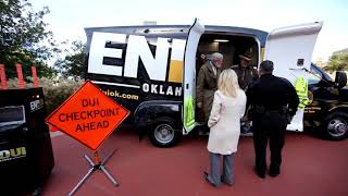 ENDUI vans to help at sobriety check points (2014-11-25)