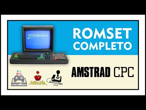 TÉLÉCHARGER ROM AMSTRAD CPC 6128
