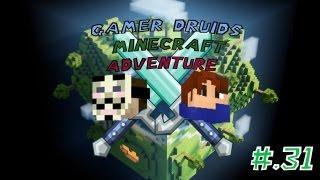 Minecraft: Gamer Druids EP 31 The Fantastic Wizard Billiam!
