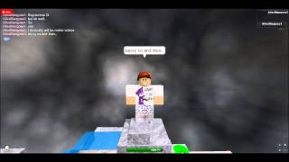 Me introducing my self! :D (ON ROBLOX)