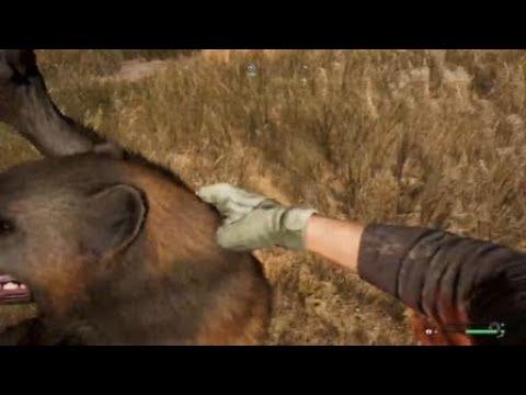 Far Cry® 5 & The Cuddly Wolverine