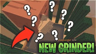 You have never seen this grinder before... | Minecraft Skyblock