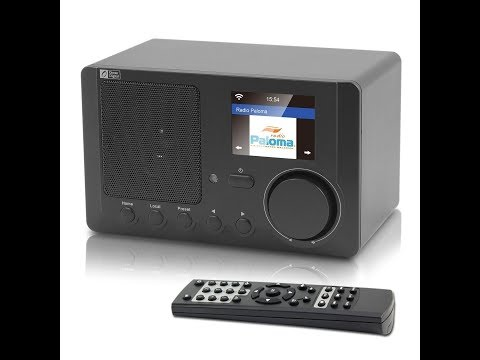 WR-210CB Ocean Digital Internet Radio Review