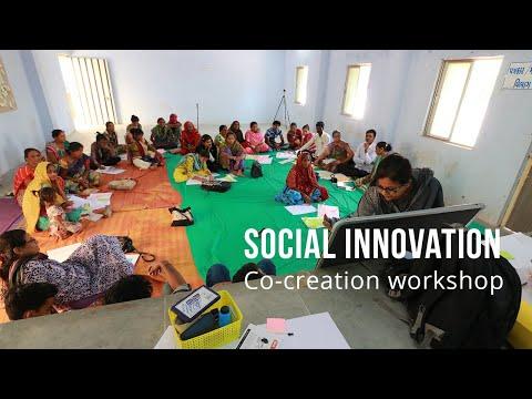 Social Innovation: Workshop with Women workers of Salt Pan fields, Kuchh, Gujarat
