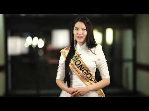 Miss Globe 2015 - Mongolia